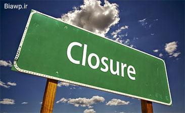 آموزش closure در php